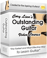 GUITAR VIDEO COURSE