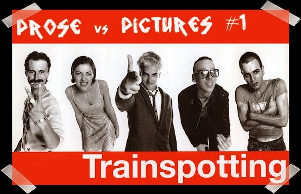 <i>Trainspotting</i> vs <i>Trainspotting</i>