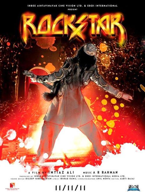 Rockstar (2011) Bollywood Movie First Look Information