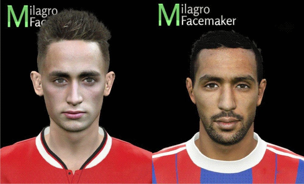PES 2015 Mini Facepack by Milagro