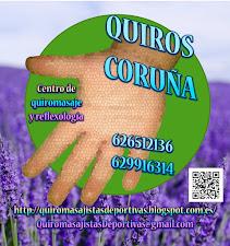 Centro de Quiromasaje y reflexología Coruña