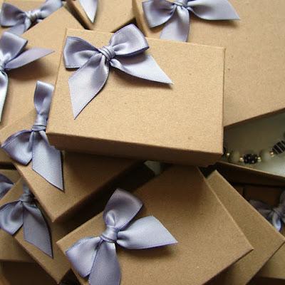 Kraft Jewellery Boxes