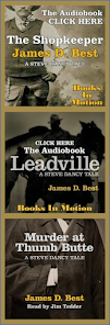 The Steve Dancy Tales in Audio