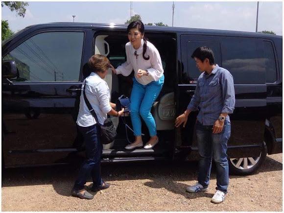 ทรง _  Yingluck Shinawatra