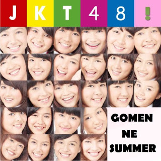 Lagu JKT48 - Gomen Ne Summer Free Download