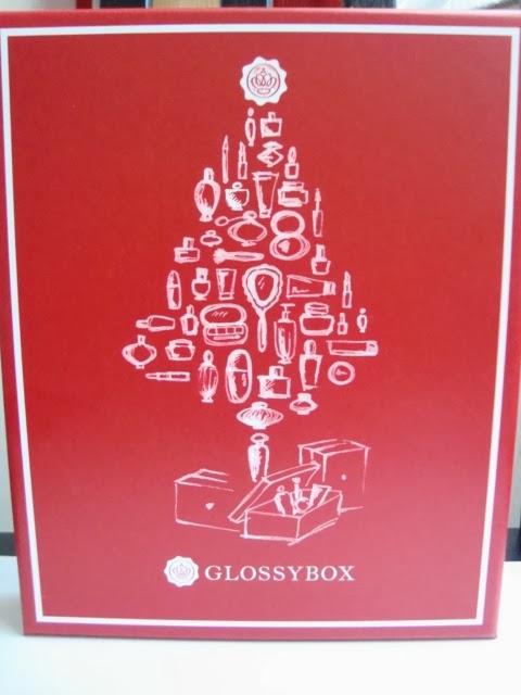 Grudniowy GLOSSY BOX