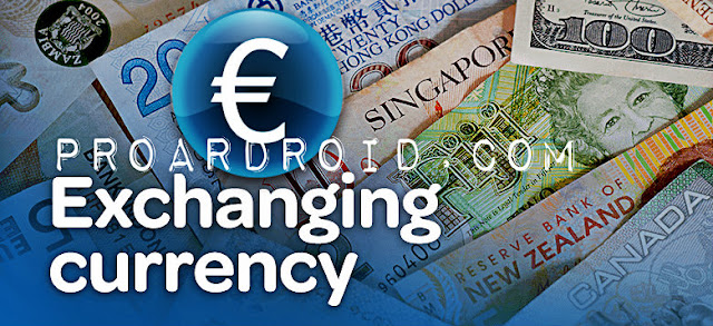تطبيق Easy Currency Converter لتحويل currency-exchange-AP