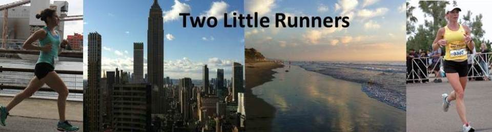 Two Little Runners