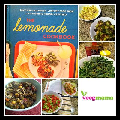 VeegMama reviews The Lemonade Cookbook