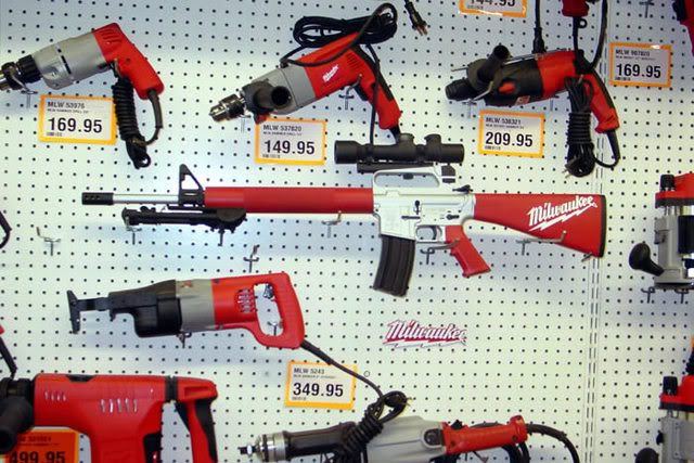new milwaukee tools. a new powder actuated tool from milwaukee tools ,