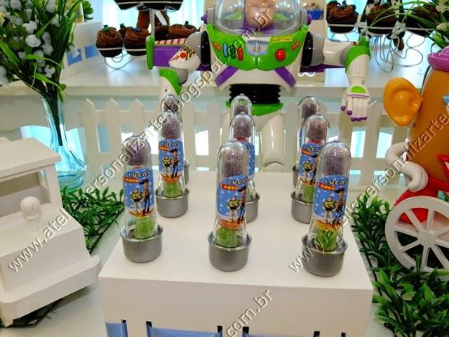 Decoração de festa infantil Toy Story