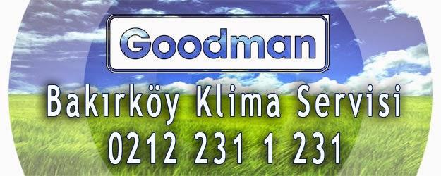 Goodman Bakırköy Klima Bakımı