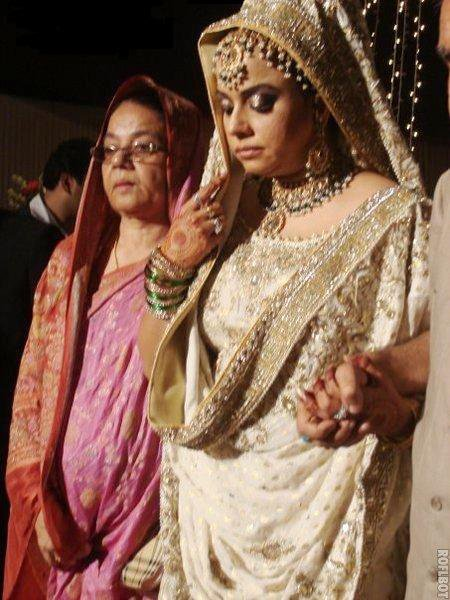 alia imams wedding pictures dulha amp dulhan
