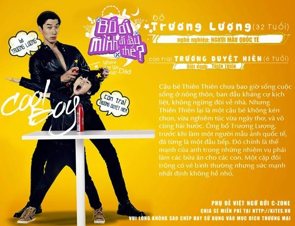 Phim Bố Ơi Mình Đi Đâu Thế Trung Quốc Phần 2