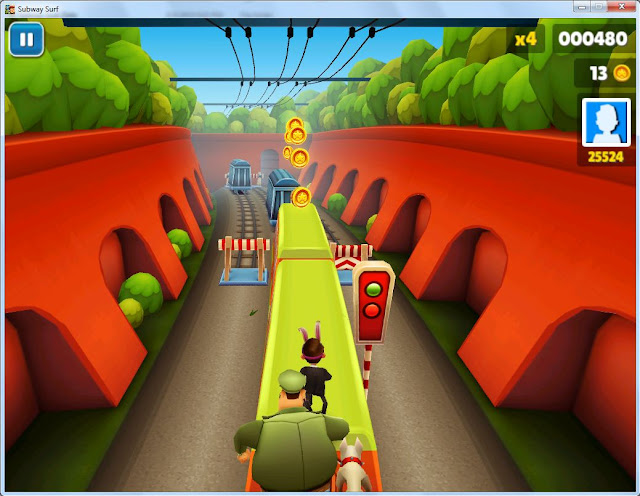 Subway Surfers Rio PC Game