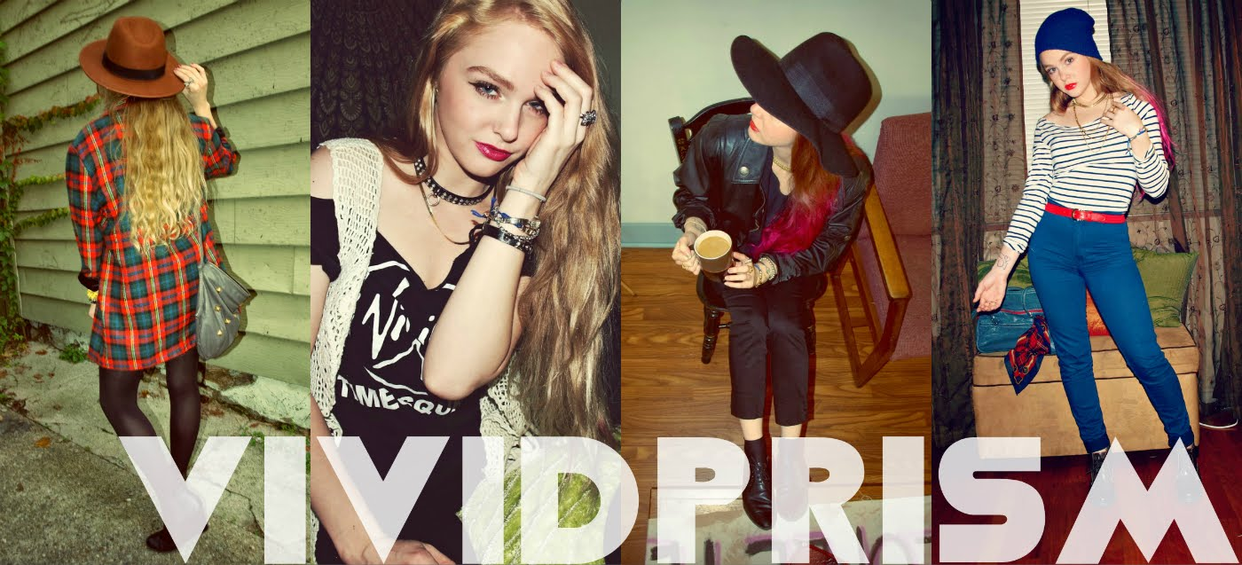 VIVID PRISM - A Personal Style Blog by Ravyn Alyxandra