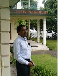 Ruang Kuliah S3 di STBI Semarang