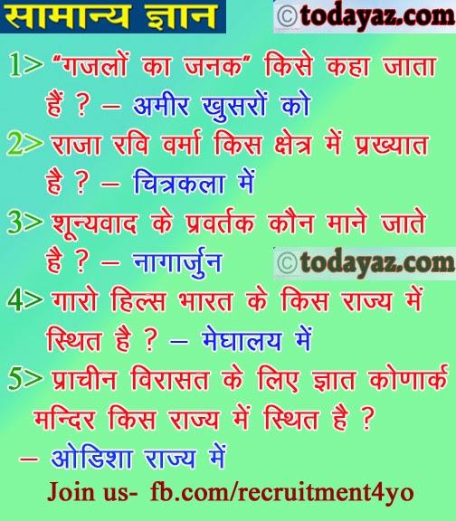 rajasthan general knowledge in hindi pdf free download