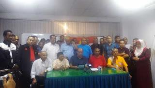 7 ribu UMNO cawangan desak perubahan pimpinan parti