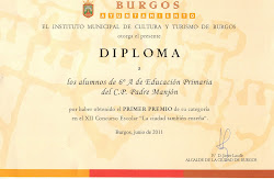 "1º Premio ""La ciudad también enseña"" 2010-2011"