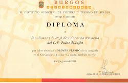 """1º Premio """"La ciudad también enseña"""" 2010-2011"""