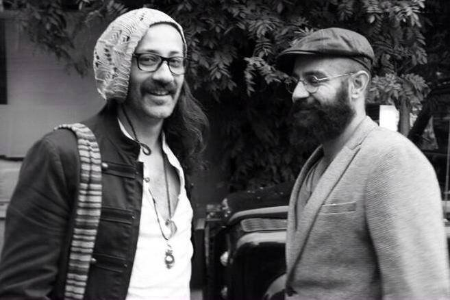 Shahin Najafi & Amin Khelghat