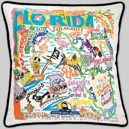 Florida State Pillow