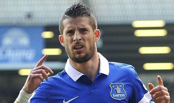 Everton:Kevin Mirallas Tak Dijual