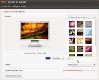 Novedades: Configurar tamaño de iconos en Ubuntu 12.04 LTS Precise Pangolín