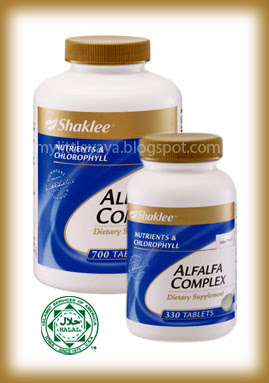 Alfalfa bukan sekadar milkbooster