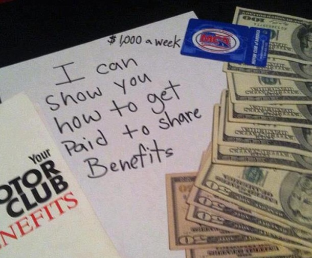 Motor club of america join today join my mca team and for Mca motor club of america money