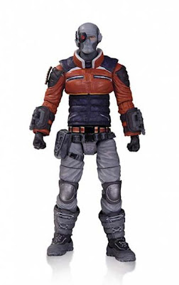 DC Colectibles Batman: Arkham Origins Deadshot Figure