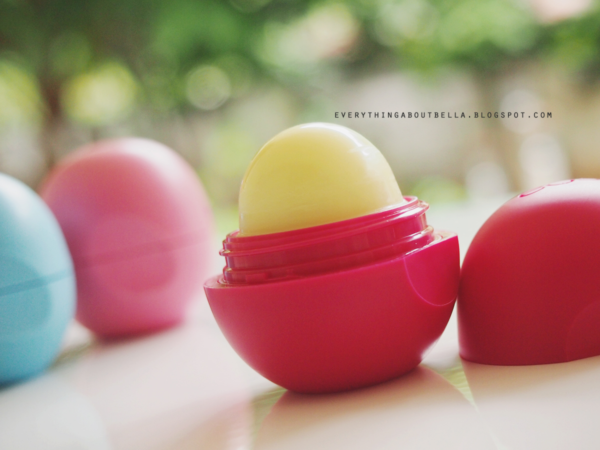 EOS Lip Balm Pomegranate Raspberry