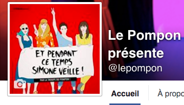 Le facebook du spectacle