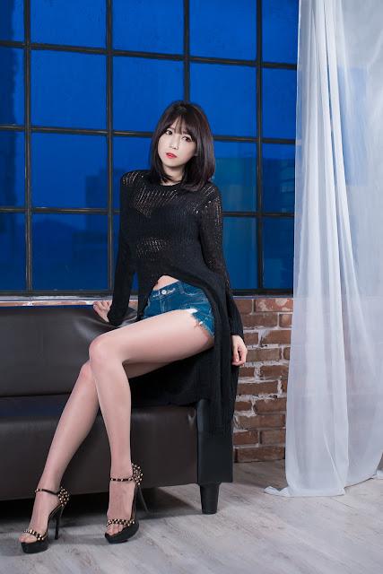 3 Lee Eun Hye - Three Studio Sets - very cute asian girl-girlcute4u.blogspot.com