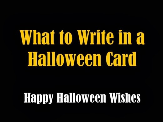 Halloween Quotes For Cards. QuotesGram