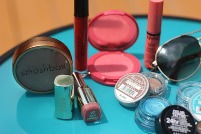 Summer Makeup: NYX, Tarte, Stila, Smashbox, Milani, L'Oreal