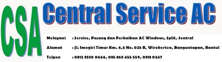 Service AC Jogja   Yogyakarta 0812 8330 0666