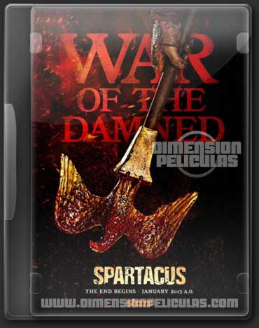 Spartacus War of the Damned (HDTV 720p Ingles Subtitulada)