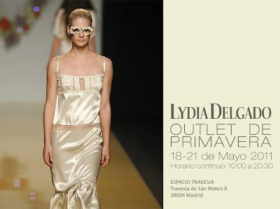Outlet de Lydia Delgado en Madrid a precios espectaculares