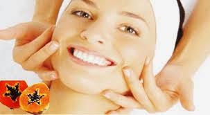 Cara memutihkan kulit wajah dengan pepaya
