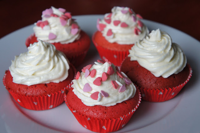 recipe for gluten free red velvet cupcakes