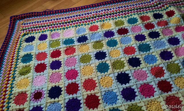 Big Blanket wip