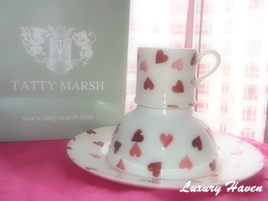 tatty marsh emma bridgewater valentines day heart shaped