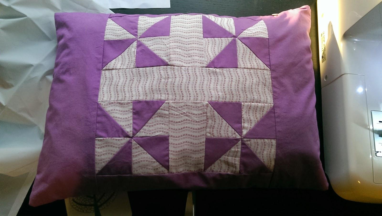 Pinwheel Cushion Cover