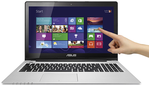 ASUS VivoBook S550CM 15.6-Inch Touchscreen Ultrabook