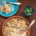 Zapiekanka z młodej kapusty i ryżu