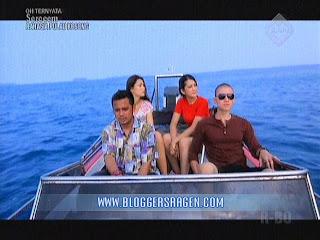 Rahasia pulau Kosong FTV