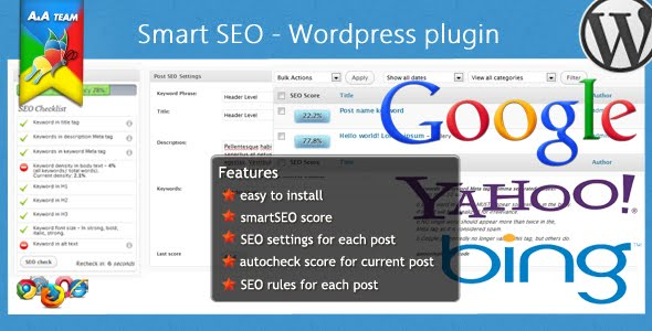Smart Seo Plugin untuk Wordpress