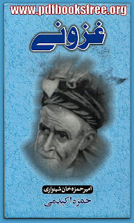 Ghazawane Pashto Poetry Book By Amir Hamza Baba Free Download